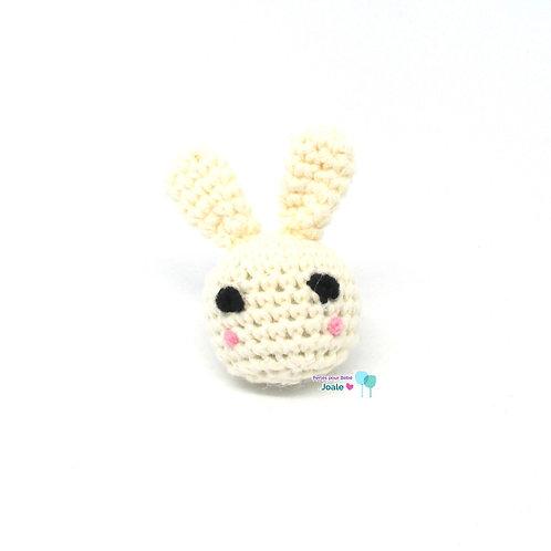 Perle Crochet Lapin