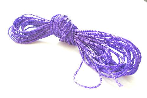 5 mètres Fil Polyester pour Attache Tétine Violet