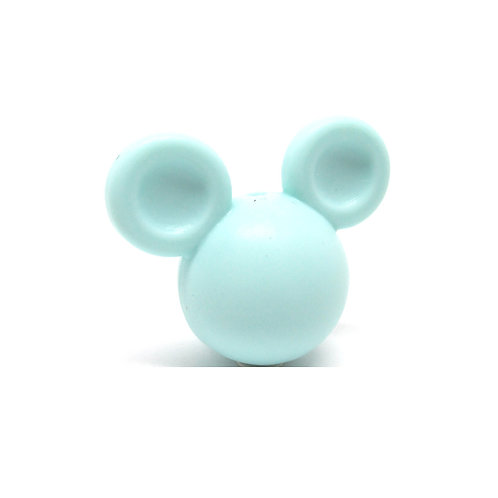 Perle Grand Mickey 3D Silicone Mint