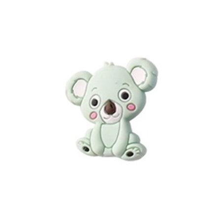 Perle Koala Silicone Mint