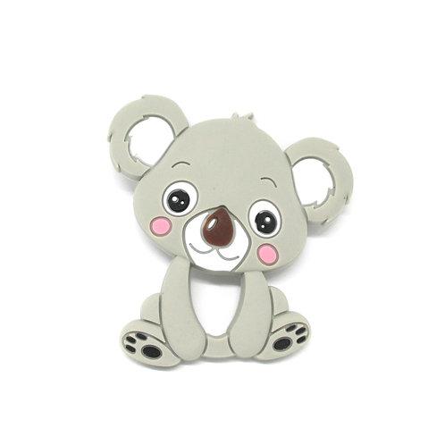 Koala Silicone Spécial Dentition Gris