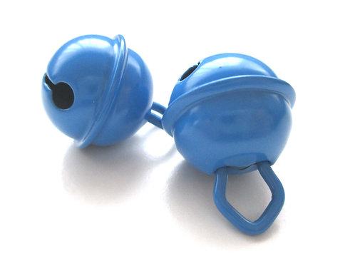 Grelot en acier inoxydable Bleu Royal
