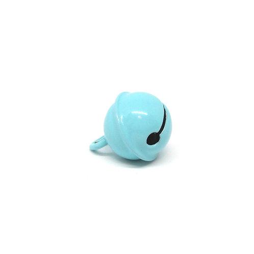 Grelot en acier inoxydable Turquoise