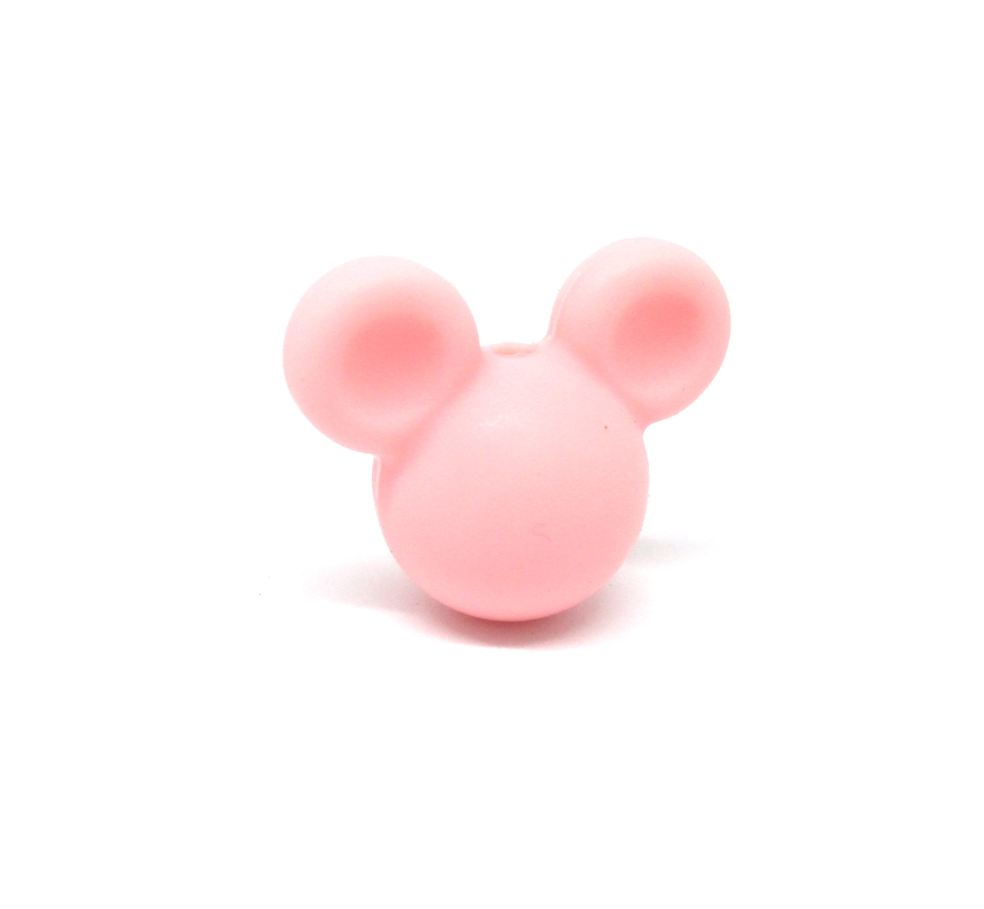 Perle Mickey silicone pour bébé