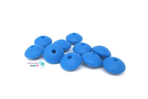 perle silicone bebe bleu
