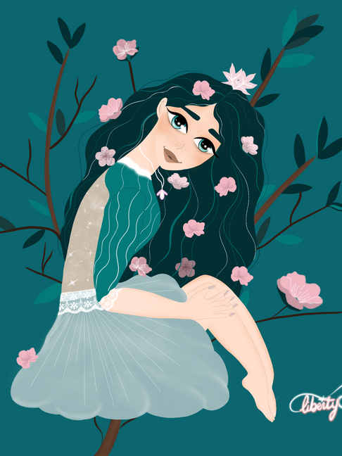 Princess of the Trees