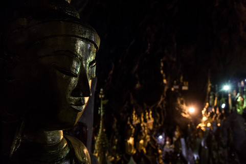 Cave of Thousand Buddhas