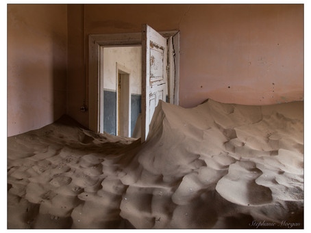 Kolmanskop: Ghost town in the Namib Desert