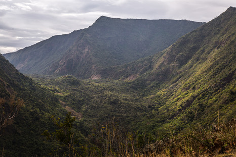 Mount Suswa   Kenya