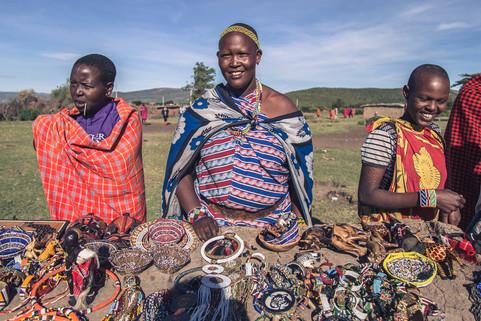 Maasai Arts and Crafts