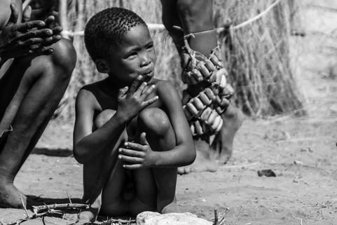 Bushmen Kid