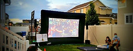 Family Fun Party in Utah, Backyard Inflatable TV Show Special
