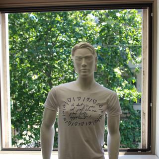 "T-shirt ""Opportunité"""
