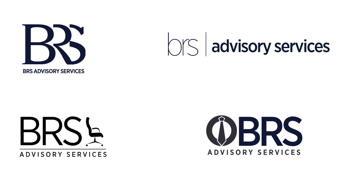 BRS Advisory Services . branding