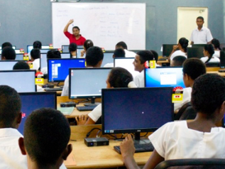 Natabua High School's IT Academy Commissioned by R4YFF