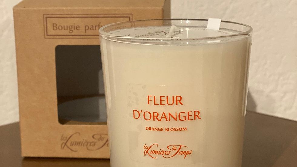 BOUGIE 180GR FLEUR D'ORANGER