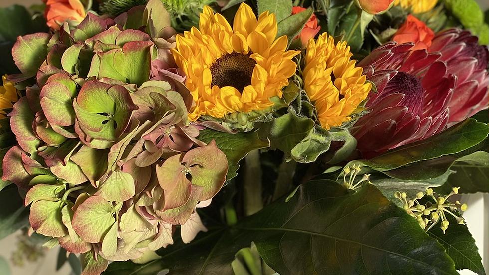 Bouquet Happy