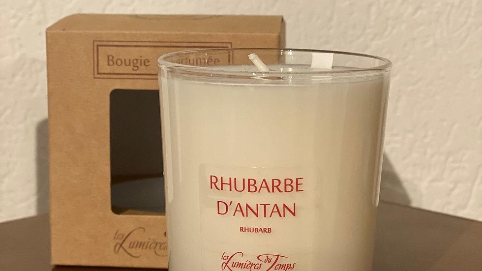 BOUGIE 180GR RHUBARBE D'ANTAN