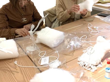 都築まゆ美② Manabu白いクリスマストロフィー