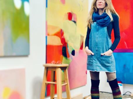 Kate Trafeli  「海外からのアーティストを」