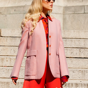 Street style: we're getting all the best new trends there
