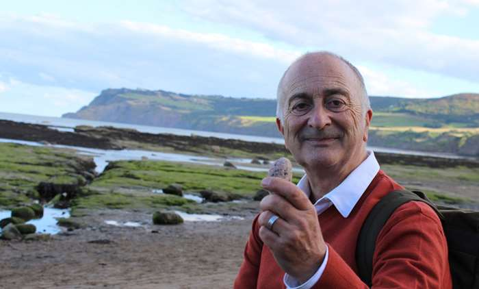 Tony Robinson: Coast to Coast