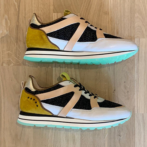 0209 Multicolor sneaker Fred de la Bretoniére
