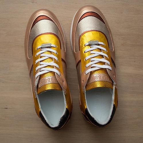 0310 Multicolor sneaker Shabbies