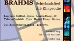 Konzerte Akademisches Kammerorchester Zürich