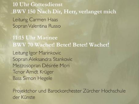 Bach Kantaten