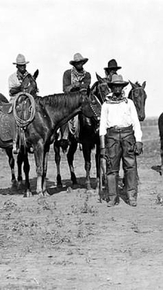 Black Cowboys out West