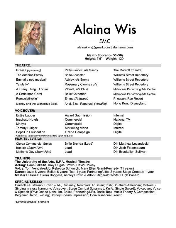Alaina Wis Resume 2020 jpg.jpg