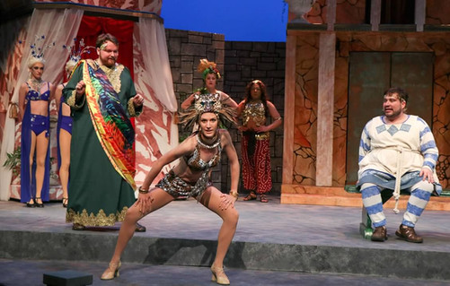 A Funny Thing Happened on the Way to the Forum at Metropolis Performing Arts Centre