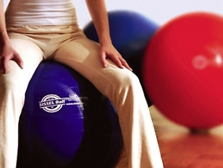 Should you sit on a Fit Ball at work?