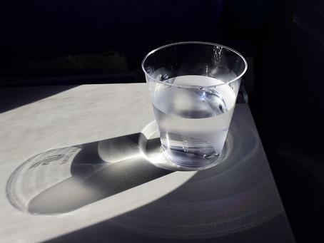 Stress, ansia, preoccupazioni: la metafora del bicchiere d'acqua