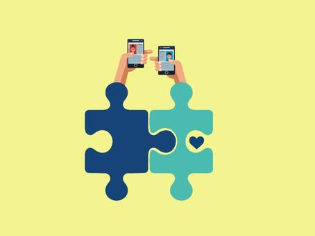 Perché due pezzi di puzzle come logo di unobravo?