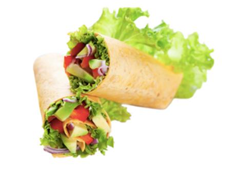 Тортилья с овощами, 65гр