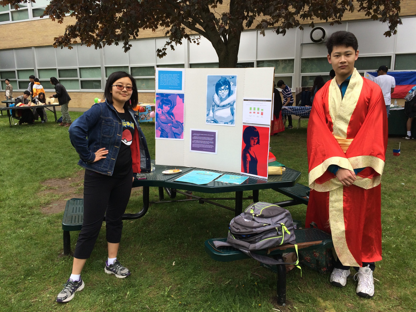 Thornhill SS's Asian Heritage Carnival