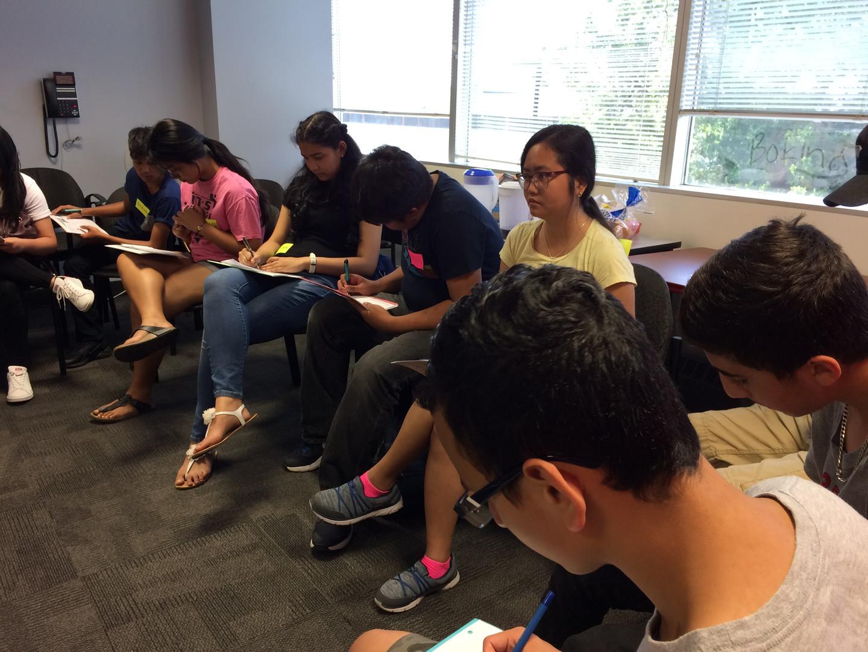 YMCA Newcomer Youth Leadership Development Workshop