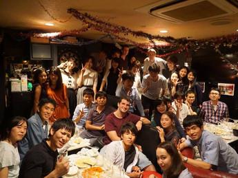 食事会@新宿
