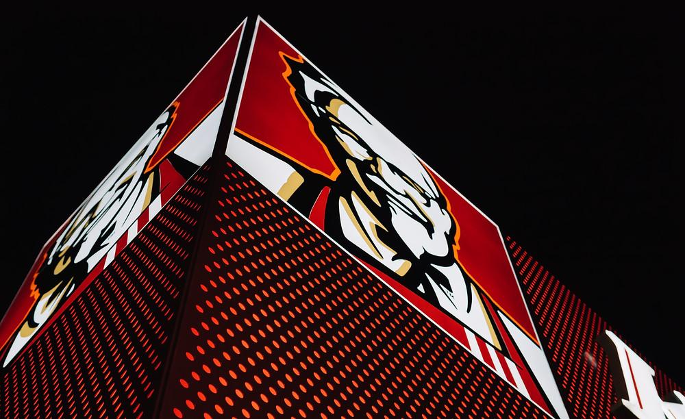 KFC, o fundador.