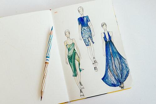 Pré Matrícula - Desenho de Moda