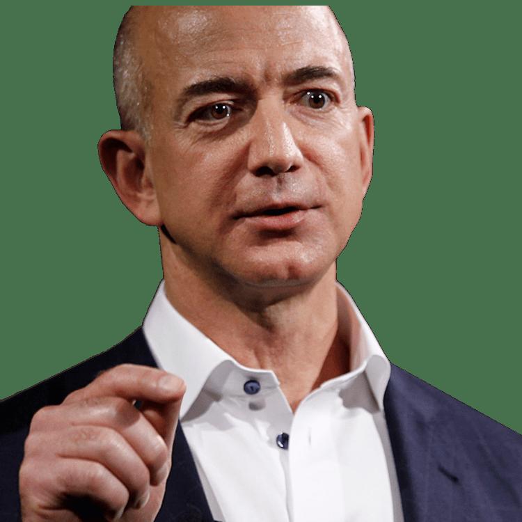 História de Jeff Bezos, fundador da Amazon.