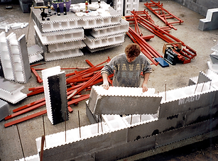 Arfa ICF duvar kalıp sistemi