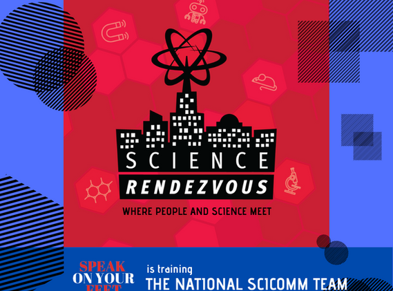 Storytelling with Science Rendezvous