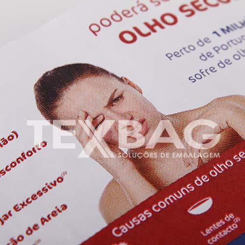 Impressão em Quadricromia