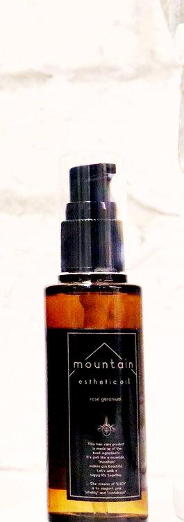 [mountain esthetic oil]  マウンテン エステティックオイル 60ml