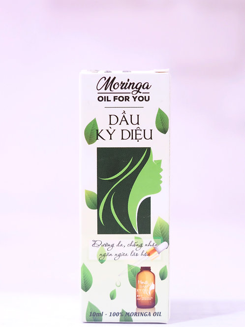 [moringa oil]  モリンオイル 10ml