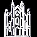 knox logo transparent white no text (bla