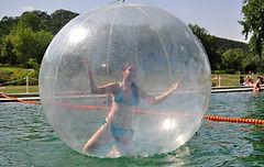 waterball, ball, gömb, labda, vizen, járó